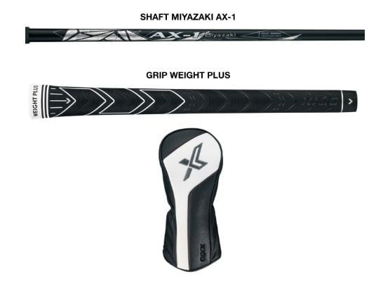 Shaft et Grip driver XXIO X-Eks